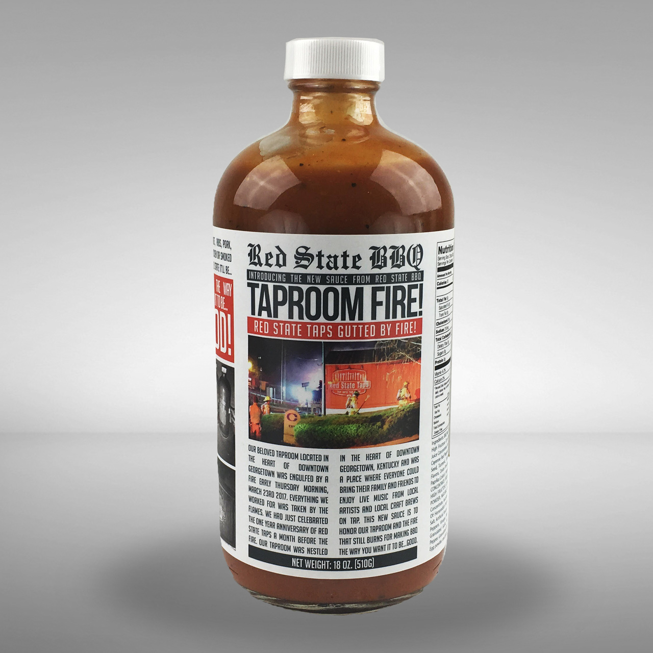 Taproom Fire Sauce