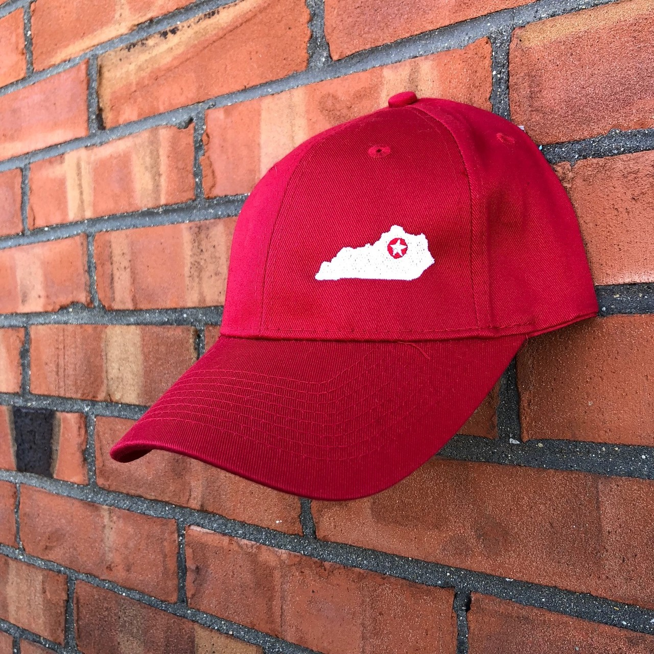 Red KY Hat