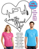 Living The Thread Life Longarm Quilting T-Shirt - EXCLUSIVE!