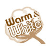 Warm & White - Bleached 87/13 Cotton/Polyester Blend Needlepunched Quilt Batting with Scrim