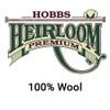 Heirloom Superwashed 100% Wool Quilt Batting