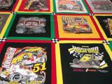 Race Car T-Shirt Quilt