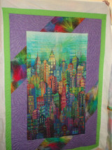 Cityscapes Quilt