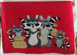 Raccoon Bandits Quilt