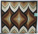 Twisted Bargello Quilt
