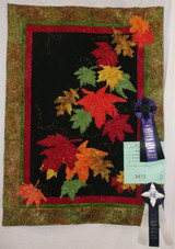 Autumn Splendor Wall Hanging