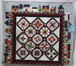 Downtown Kendall Yards Quilt