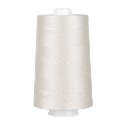 OMNI - 3004 - Cream - Cone - 6000 yds - Poly-wrapped Poly Core Serging & Quilting Thread