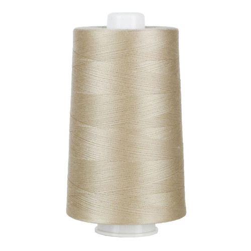 OMNI - 3008 - Sesame Seeds - Cone - 6000 yds - Poly-wrapped Poly Core Serging & Quilting Thread