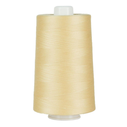 OMNI - 3049 - Cheesecake - Cone - 6000 yds - Poly-wrapped Poly Core Serging & Quilting Thread