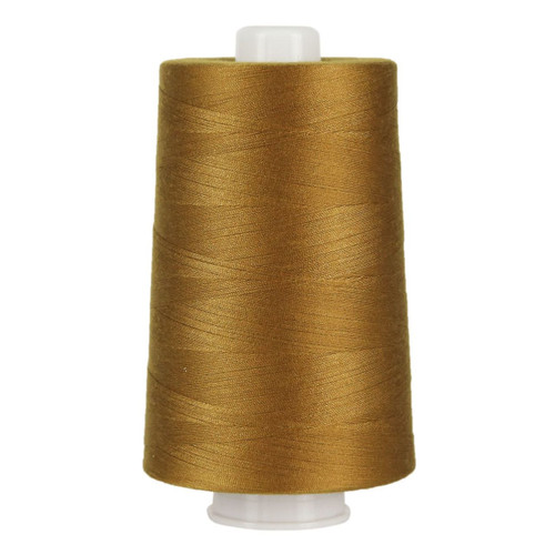 OMNI - 3054 - Hazelnut - Cone  - 6000 yds - Poly-wrapped Poly Core Serging & Machine Quilting Thread