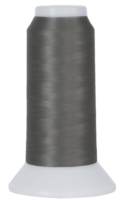 MicroQuilter - 7008 - Gray  - Cone - 3000 yds - 100 wt 2-Ply Polyester Applique & Quilting Thread