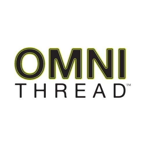 OMNI Thread Sample Color Card - Poly-wrapped Poly Core Serging & Machine Quilting Thread
