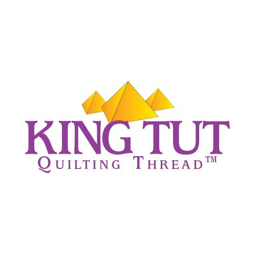 King Tut Sample Color Cards - 100% Egyptian-grown Cotton Variegated Machine Quilting Thread