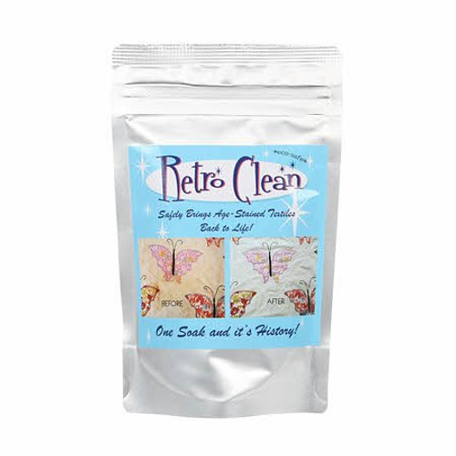 Retro Clean - Age Stain Removal - 3.5oz Bag
