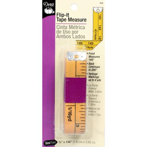 """Flip-It 288"""" Tape Measure"""