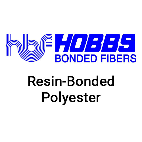 Hobbs Resin-Bonded Polyester Quilt Batting