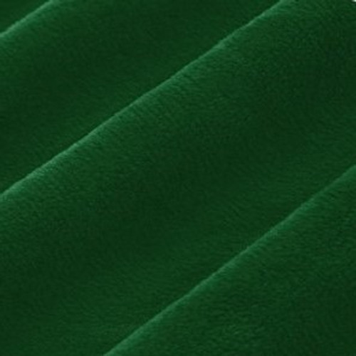 """Evergreen 90"""" Solid Minky Cuddle Wide Back Fabric"""