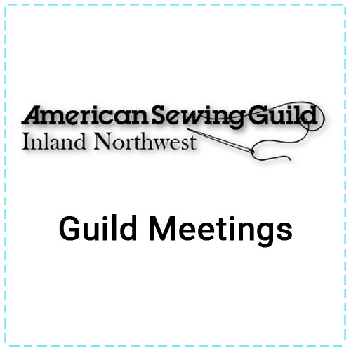 ASG - Inland Northwest Chapter - Guild Meetings