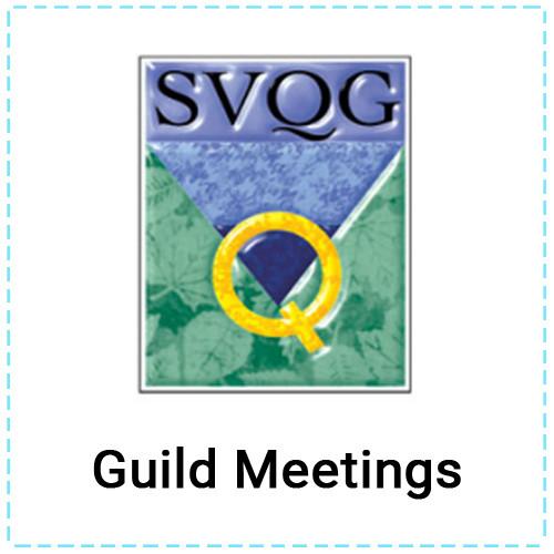 SVQG - Guild Meetings