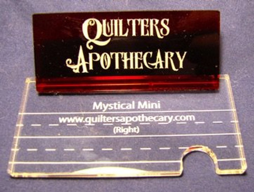 Mystical Mini Ruler