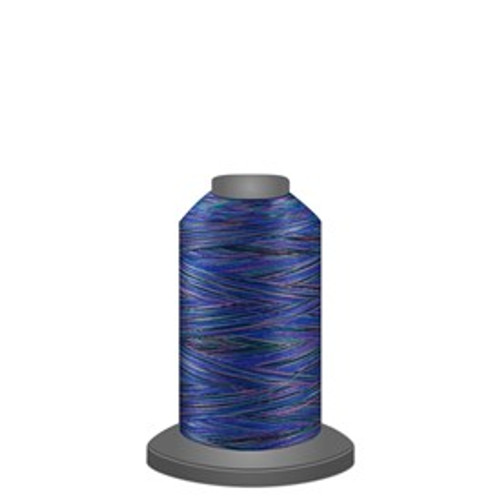 Affinity - Aquarium - 60153 - Spool - 1000 yds - Variegated Poly No. 40 Embroidery & Quilting Thread