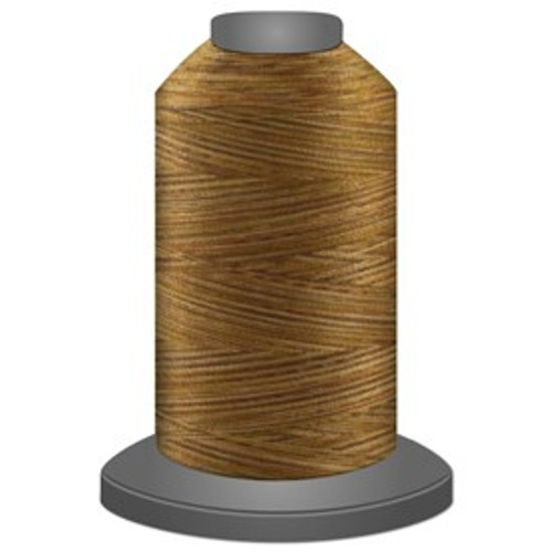 Affinity - Brunette - 60291 - Cone - 3000 yds - Variegated Poly No. 40 Embroidery & Quilting Thread