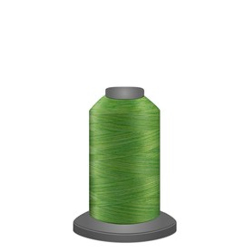 Affinity - Chartreuse - 60156 - Spool - 1000 yds - Variegated Poly No. 40 Embroidery & Quilting Thread