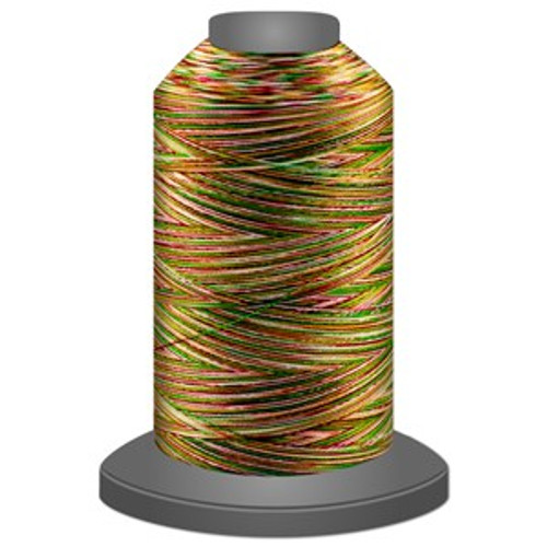 Affinity - Christmas Blend - 60457 - Cone - 3000 yds - Variegated Poly No. 40 Embroidery & Quilting Thread