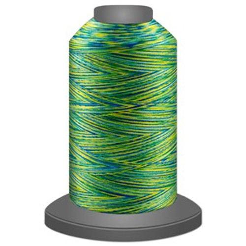 Affinity - Cyber - 60458 - Cone - 3000 yds - Variegated Poly No. 40 Embroidery & Quilting Thread