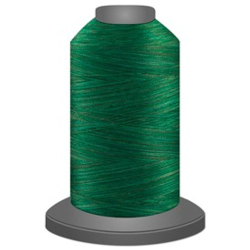 Affinity - Forest - 60293 - Cone - 3000 yds - Variegated Poly No. 40 Embroidery & Quilting Thread