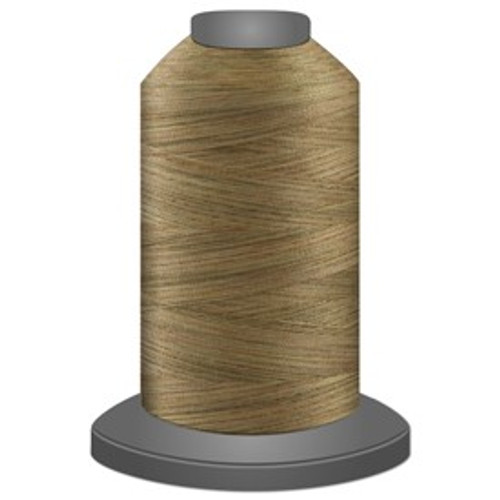 Affinity - Khaki - 60294 - Cone - 3000 yds - Variegated Poly No. 40 Embroidery & Quilting Thread