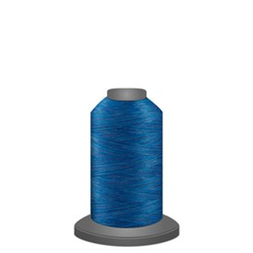 Affinity - Marine - 60146 - Spool - 1000 yds - Variegated Poly No. 40 Embroidery & Quilting Thread