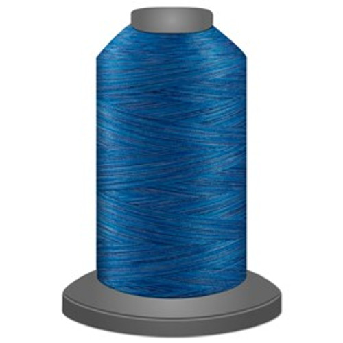 Affinity - Marine - 60295 - Cone - 3000 yds - Variegated Poly No. 40 Embroidery & Quilting Thread