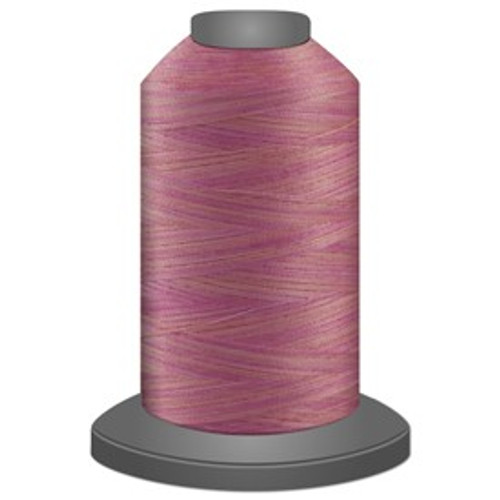 Affinity - Mauve - 60296 - Cone - 3000 yds - Variegated Poly No. 40 Embroidery & Quilting Thread