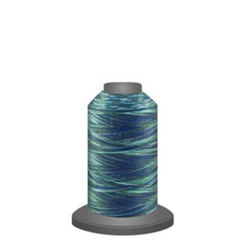 Affinity - Mediterranean - 60456 - Spool - 1000 yds - Variegated Poly No. 40 Embroidery & Quilting Thread