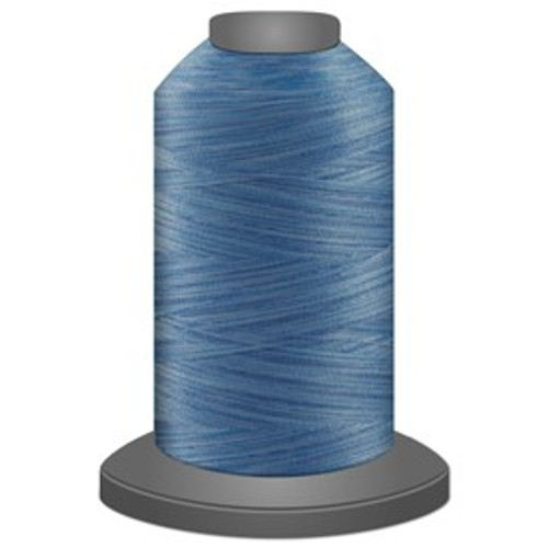 Affinity - Mineral - 60297 - Cone - 3000 yds - Variegated Poly No. 40 Embroidery & Quilting Thread