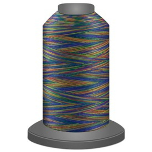 Affinity - Rainbow - 60289 - Cone - 3000 yds - Variegated Poly No. 40 Embroidery & Quilting Thread