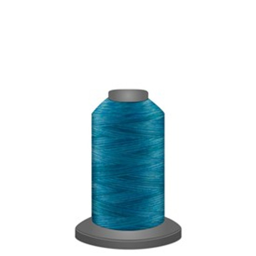 Affinity - Sea Foam - 60152 - Spool - 1000 yds - Variegated Poly No. 40 Embroidery & Quilting Thread