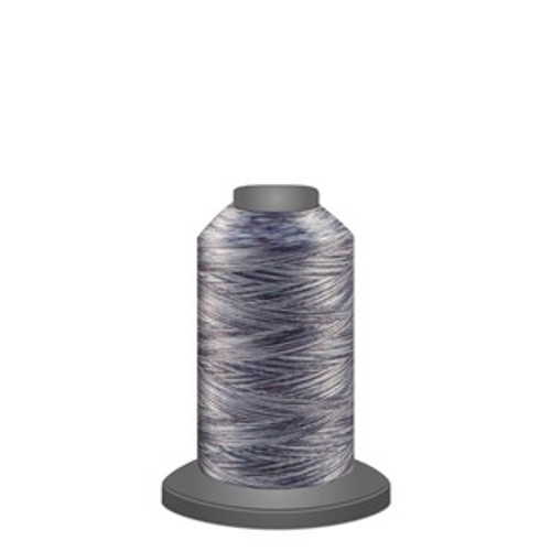 Affinity - Slate - 60452 - Spool - 1000 yds - Variegated Poly No. 40 Embroidery & Quilting Thread
