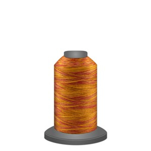 Affinity - Sunset - 60451 - Spool - 1000 yds - Variegated Poly No. 40 Embroidery & Quilting Thread