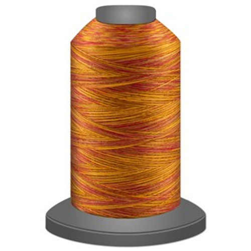 Affinity - Sunset - 60459 - Cone - 3000 yds - Variegated Poly No. 40 Embroidery & Quilting Thread