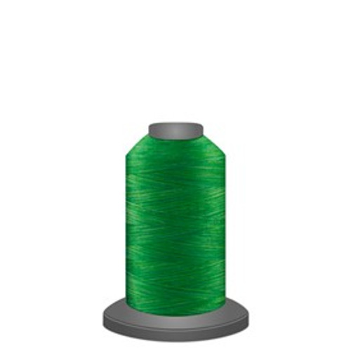 Affinity - Turf - 60154 - Spool - 1000 yds - Variegated Poly No. 40 Embroidery & Quilting Thread