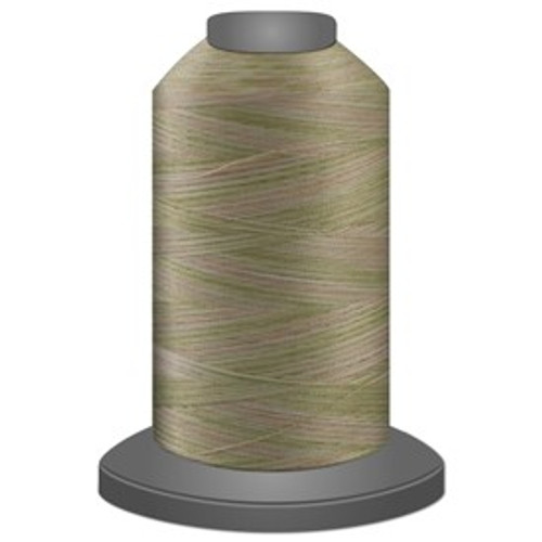 Affinity - Wheat - 60300 - Cone - 3000 yds - Variegated Poly No. 40 Embroidery & Quilting Thread