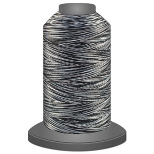Affinity - Zebra - 60461 - Cone - 3000 yds - Variegated Poly No. 40 Embroidery & Quilting Thread