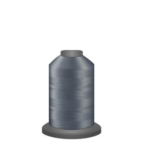 Glide - Silver - 10536 - Spool - 1100 yds - Trilobal Poly No. 40 Embroidery & Quilting Thread