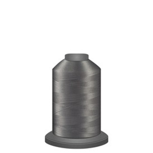 Glide - Sterling - 10877 - Spool - 1100 yds - Trilobal Poly No. 40 Embroidery & Quilting Thread