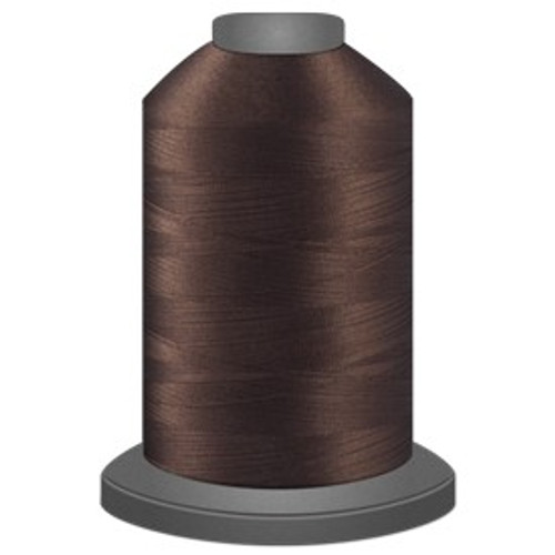 Glide - Brunette - 24625 - Cone - 5500 yds - Trilobal Poly No. 40 Embroidery & Machine Quilting Thread
