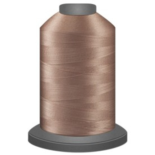 Glide - Chestnut - 27521 - Cone - 5500 yds - Trilobal Poly No. 40 Embroidery & Machine Quilting Thread
