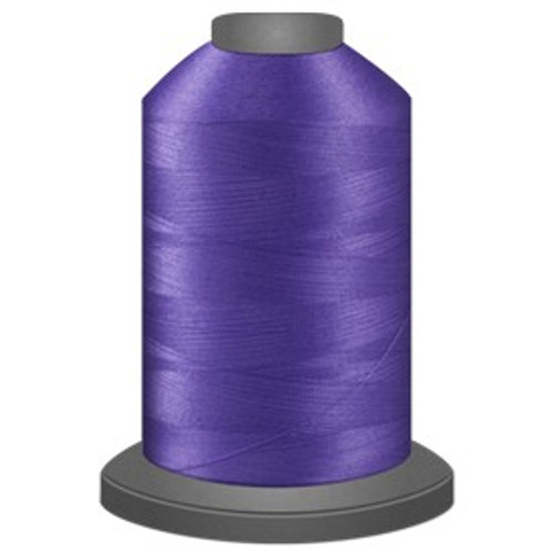 Glide - Lilac - 42655 - Cone - 5500 yds - Trilobal Poly No. 40 Embroidery & Machine Quilting Thread